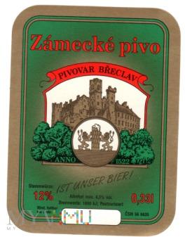 Zámécke Pivo