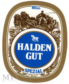 HALDEN GUT