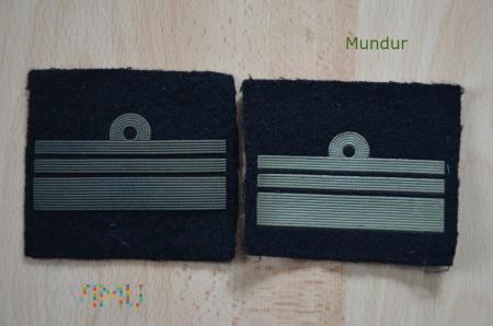 Dystynkcje MW - komandor porucznik