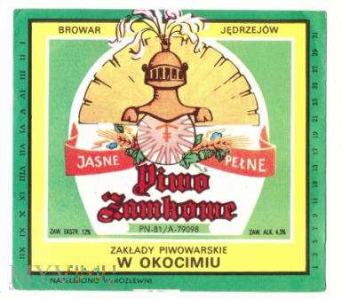 Piwo Zamkowe