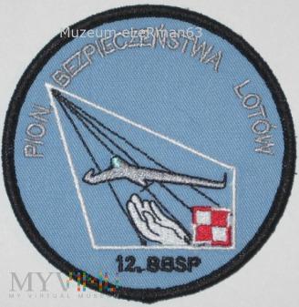 Duże zdjęcie Pion Bezpieczeństwa Lotów 12.BBSP.Mirosławiec
