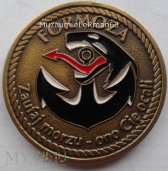 Coin. Morska Jednostka Działań Specjalnych Formoza