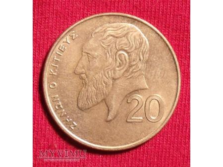Duże zdjęcie Cypr 20 cent