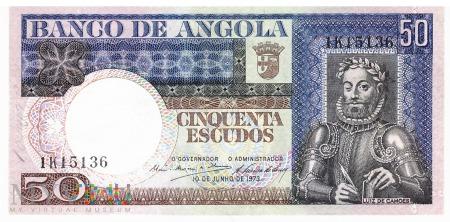 Angola - 50 escudos (1973)
