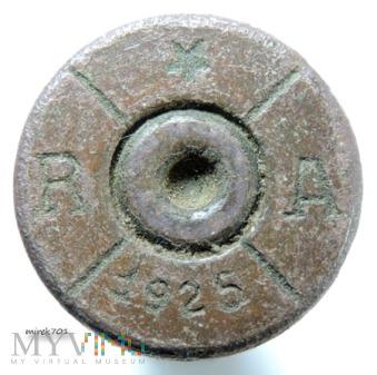 Łuska 6,5x55 Swedish Mauser */A/1925/R/