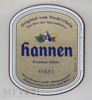Hannen Premium Altbier