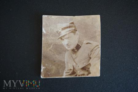 Na pamiątkę z wojska około 1915 - 18 r.