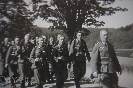 Duże zdjęcie W marszu - czas i miejsce nieznane - Wermacht