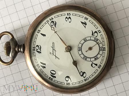 zegarek kieszonkowy Junghans 1909-1934 Hindenburg