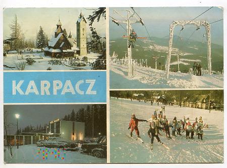 Karkonosze - Karpacz - lata 80-te