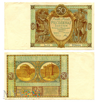 50 złotych 1929 (EH. 2226684)