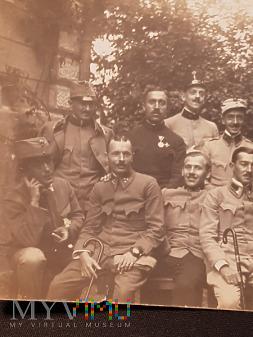 Duże zdjęcie Polacy - w wojsku Armii Austryjackiej