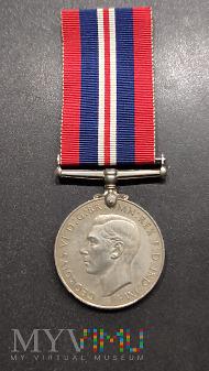 Brytyjski Medal Obrony 1939-1945
