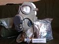 Maska przeciwgazowa M-10M