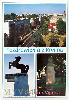 Konin - powitalny herb miasta