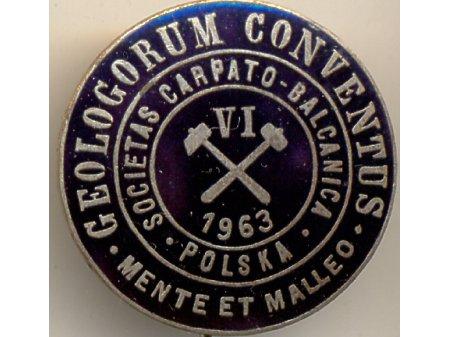 Konwent Geologiczny 1963