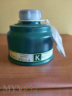 Pochłaniacz amoniaku o symbolu P21/1-K.