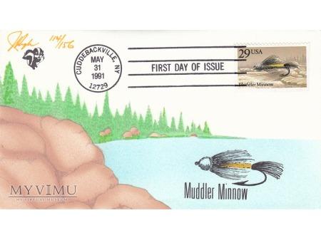 USA 1991 - FDC USPS