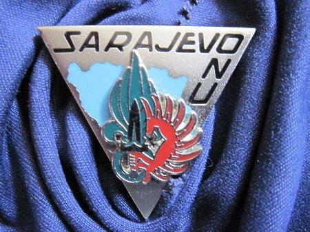 Odznaka 2REP-Sarajevo