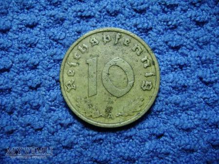 10 pfennig 1937