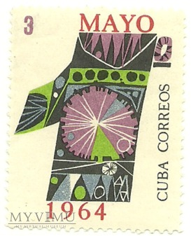 Święto 1 Maja - Kuba