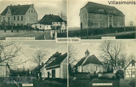 Damianowo Damsdorf kr. Striegau