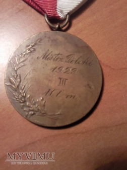 Medal Mistrz Polski 1929