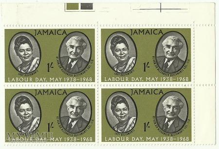 Święto Pracy - Jamajka - 1968