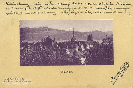 Szwajcaria - Lausanne