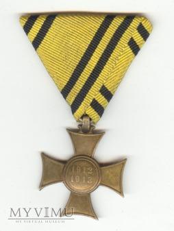 Krzyż Pamiątkowy 1912-1913 2