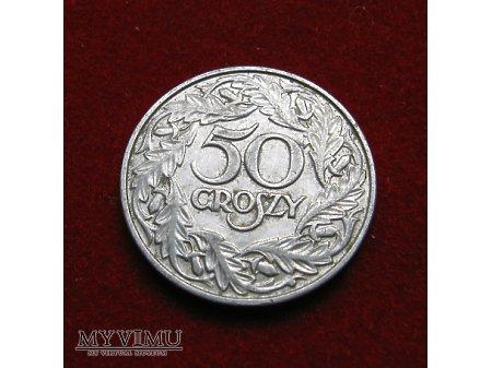 50 groszy 1923 Rzeczpospolita Polska 1923-1939