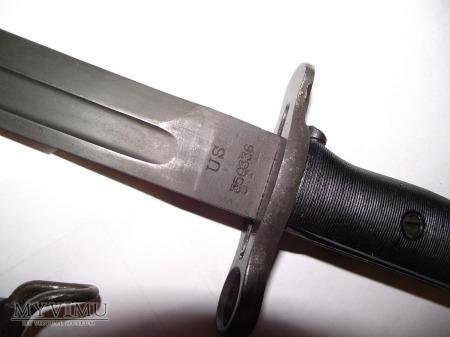 Bagnet amerykański M1905 E1