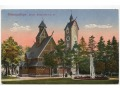 Karkonosze - Bierutowice, Świątynia Wang - ok.1919