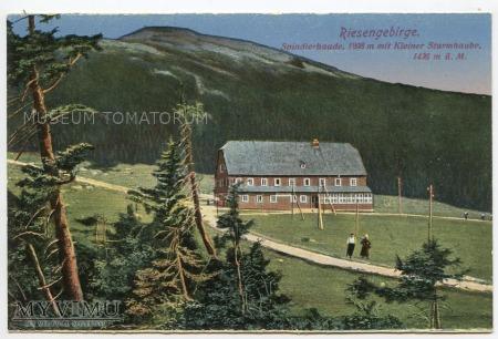 Karkonosze - Spinderbaude - lata 20-te