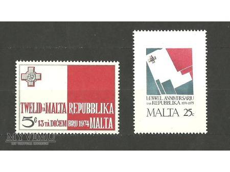 Bandiera ta' Malta.