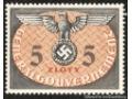 Zobacz kolekcję Znaczki urzędowe Generalnego Gubernatorstwa