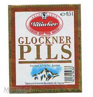 glockner pils