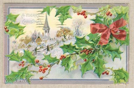1908 r. Wesołych Świąt
