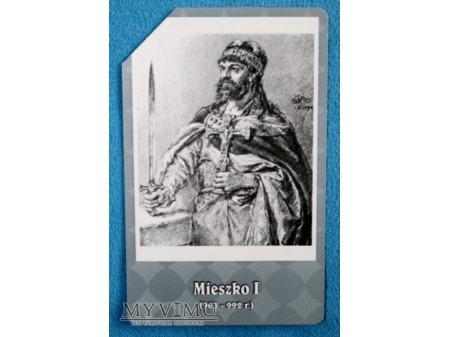 Poczet Królów i Książąt Polskich 1