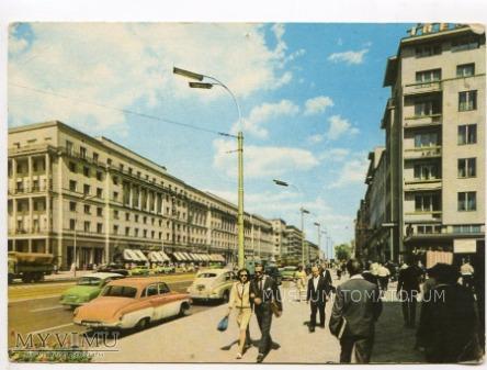 W-wa - Al. Jerozolimskie - 1966