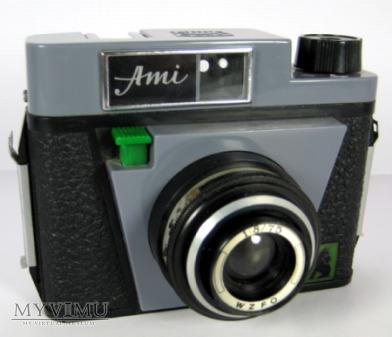 Duże zdjęcie Ami camera, Polski aparat foto.
