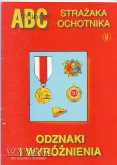 Regulamin nadawania odznak i wyróżnień OSP