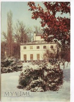 Warszawa - Łazienki - Biały Domek - 1960 ok