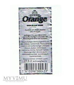 orange beer mixed drink