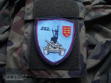 252 Batalion Czołgów