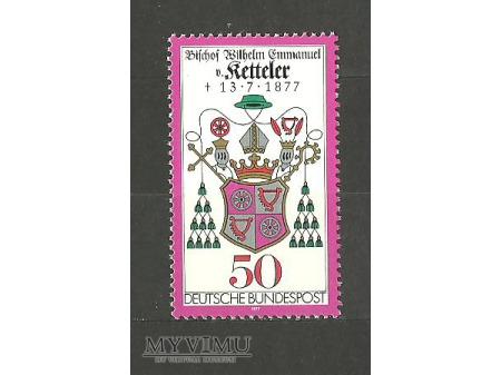 Duże zdjęcie Biskup von Ketteler.