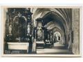 Gdańsk-Oliwa - Katedra - Nawa północna - 1950-te