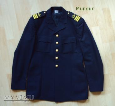 Flygvapnet; vapenrock m/51