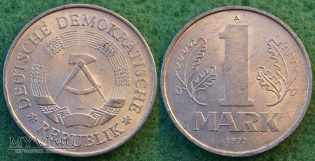 Niemcy, 1 MARK 1977 A