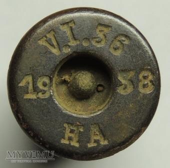 Nabój szkolny 8x58 R Krag 1938